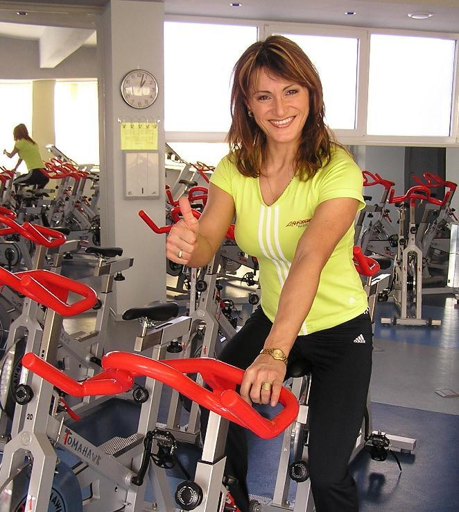 programma spin bike per dimagrire