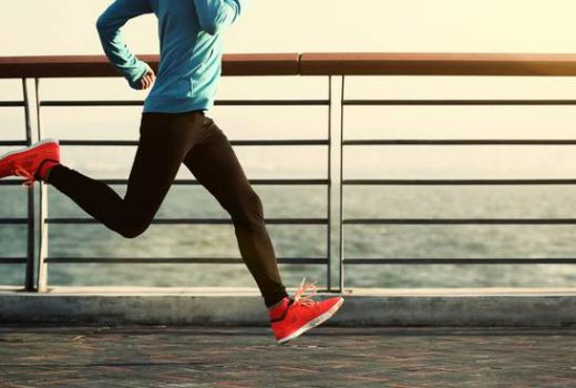 Scarpe da running scelta